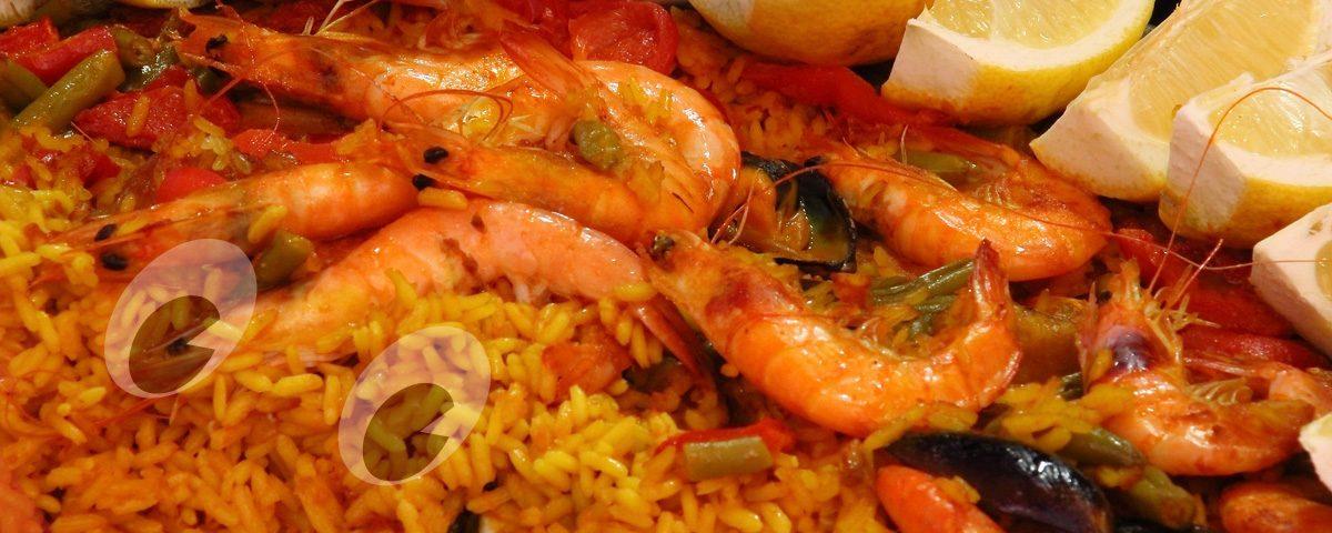 paella de marisco city wok