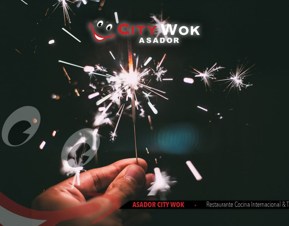 Celebra Nochebuena en Asador City Wok de Guipúzcoa, San Sebastián