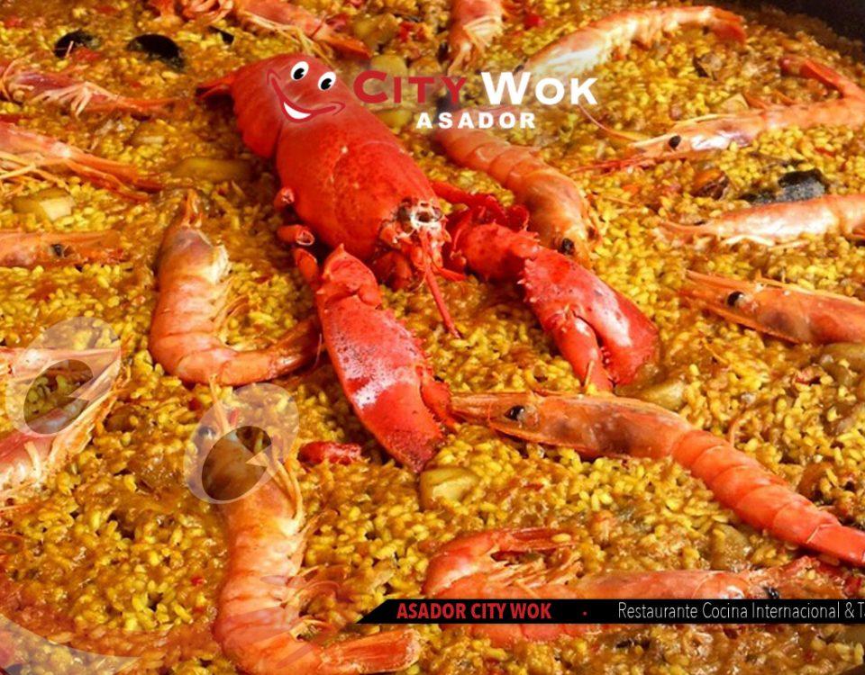 Come arroz de bogavante en Guipúzcoa