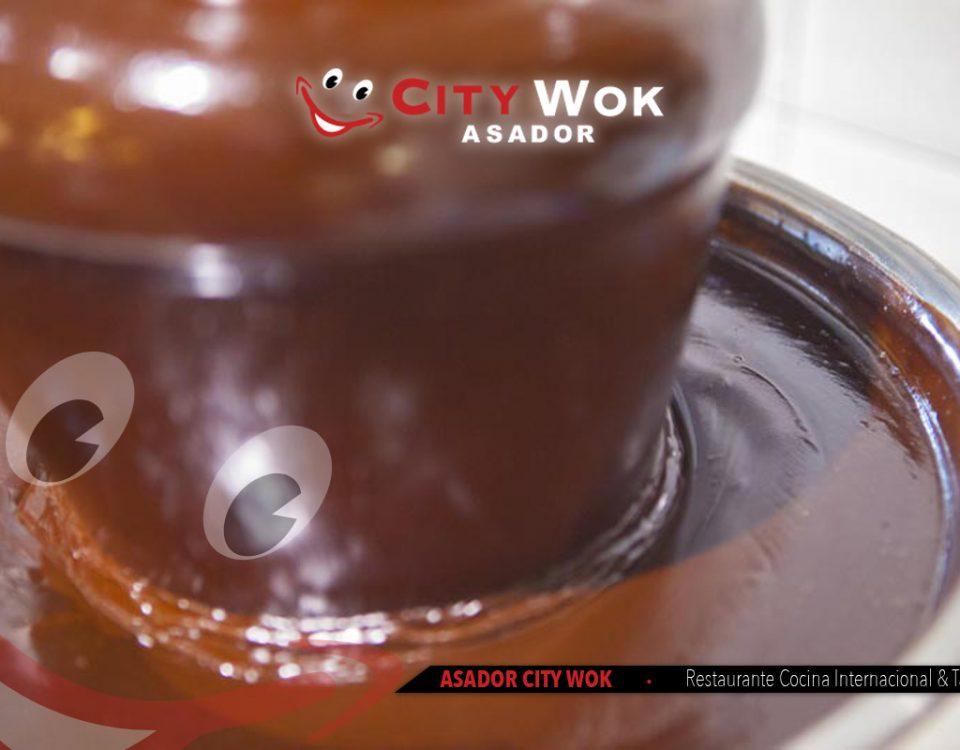 Dónde comer fondue de chocolate en Guipúzcoa