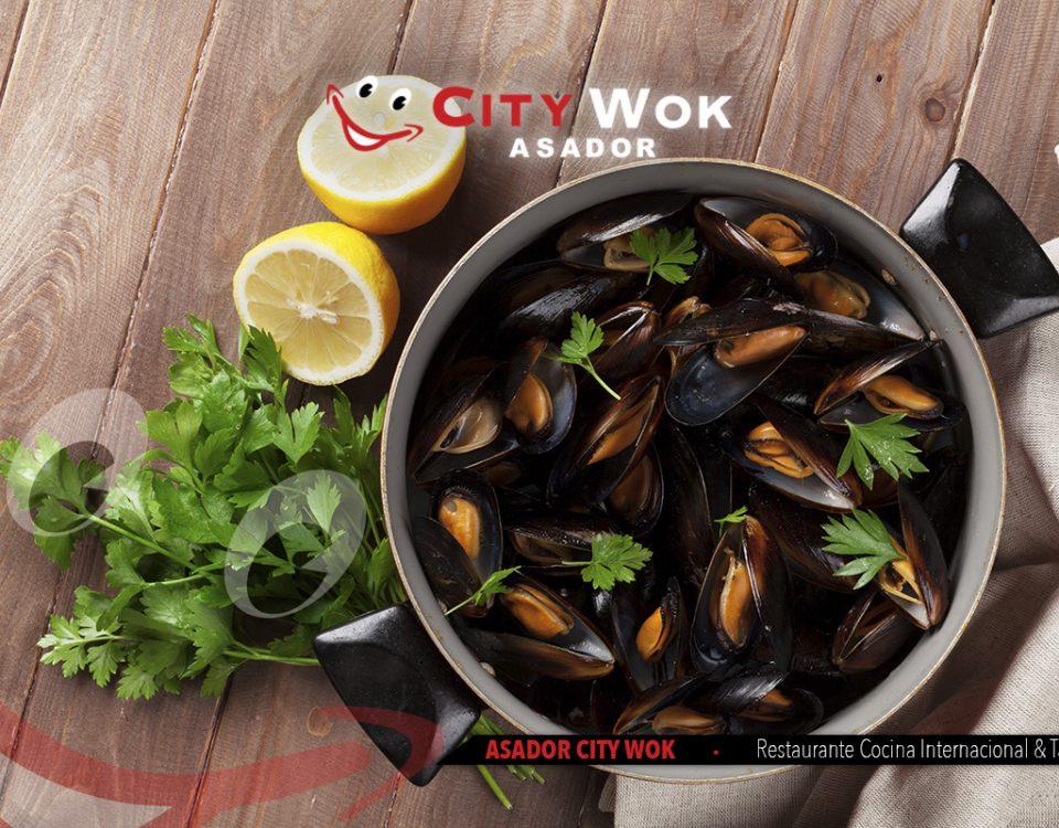 mejillones city wok