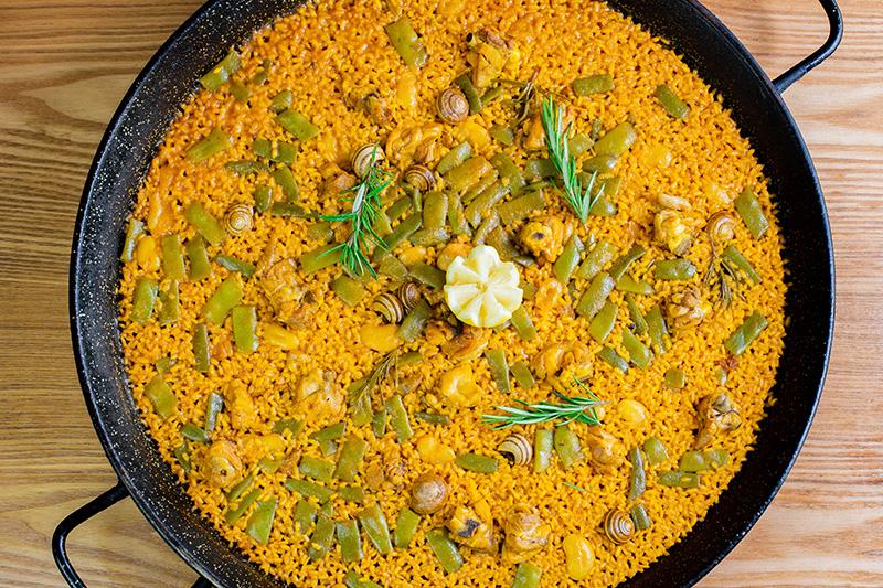 Cocina mediterránea - City Wok