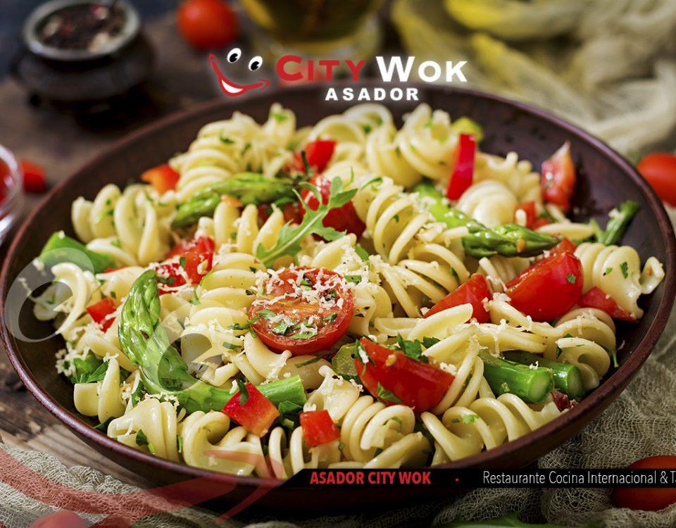 pasta city wok