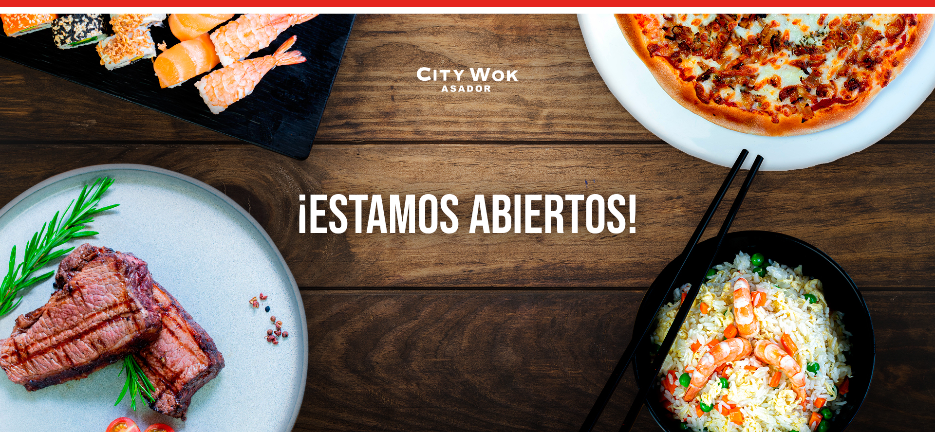 City Wok Guipúzcoa