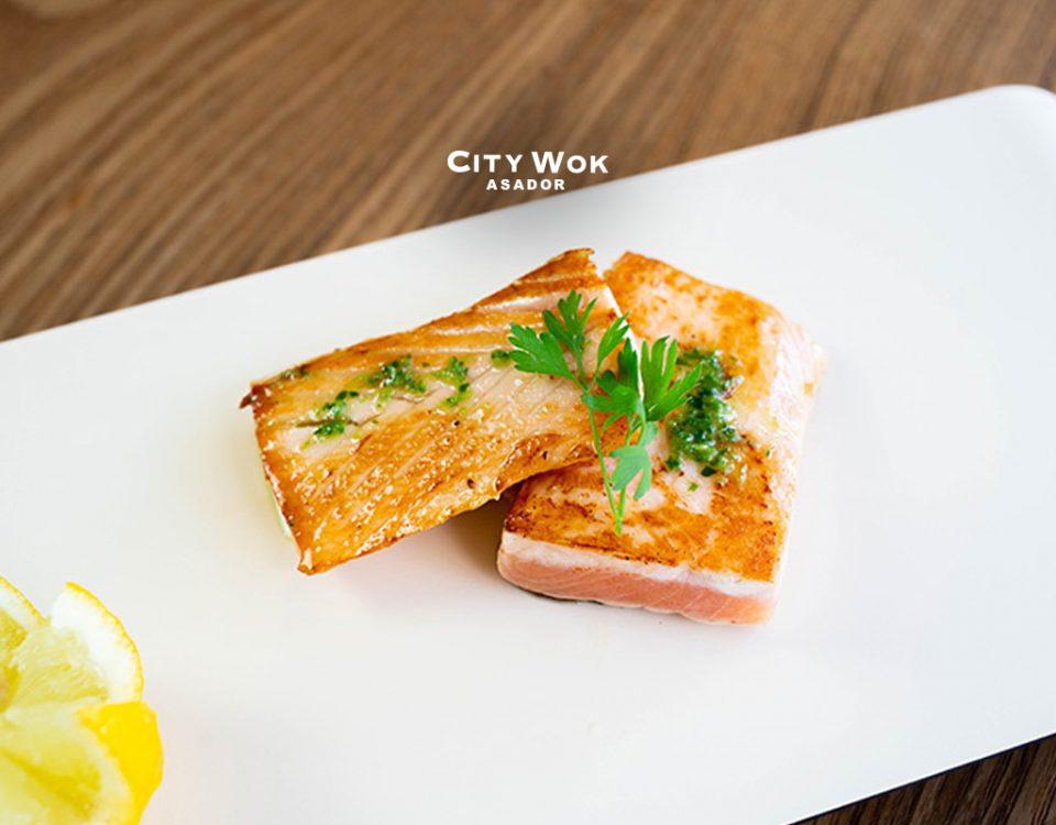 Gastronomía mediterránea en City Wok Guipúzcoa